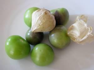 Heirloom tomatillos from Wayward seeds