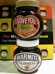 Special edition marmites