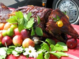Roast Hog