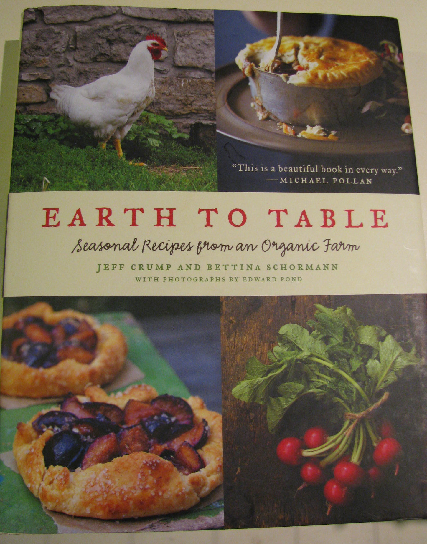 Earth to table columbus food adventures yesterday i wrote about returning to an old favorite cookbook today i want to write about a new one i was given earth to table seasonal recipes from an forumfinder Choice Image