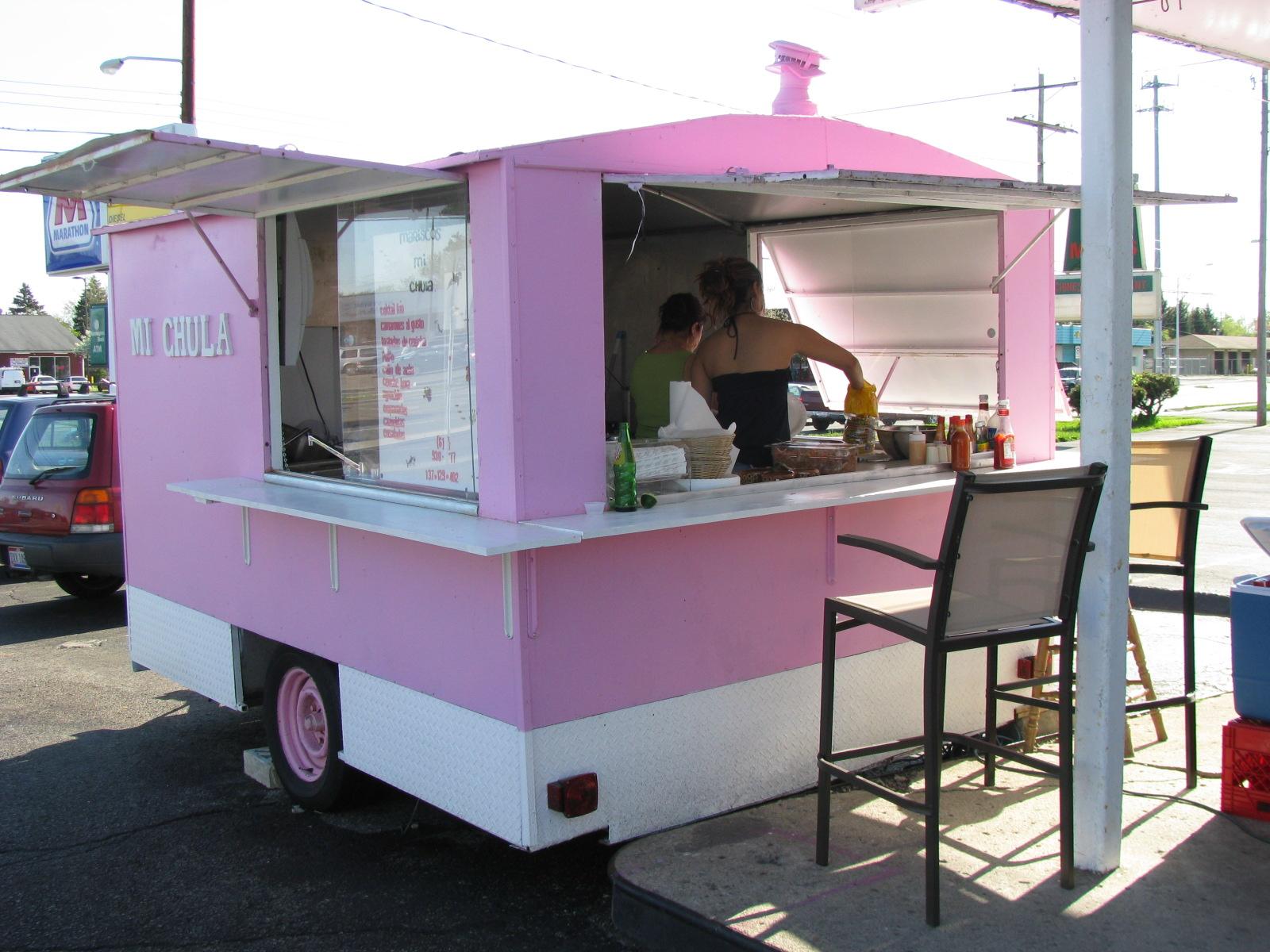 Skillet Street Food Food Truck
